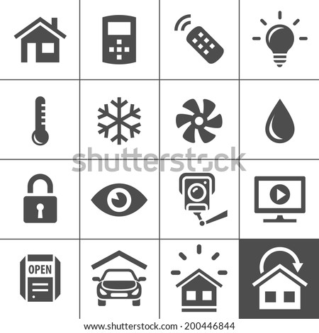 smart home and smart house...