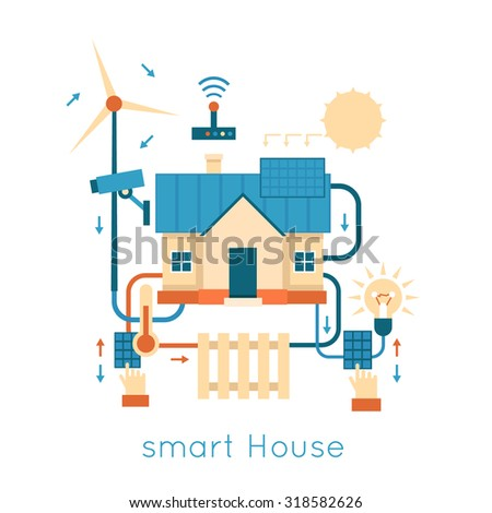 smart house centralized control