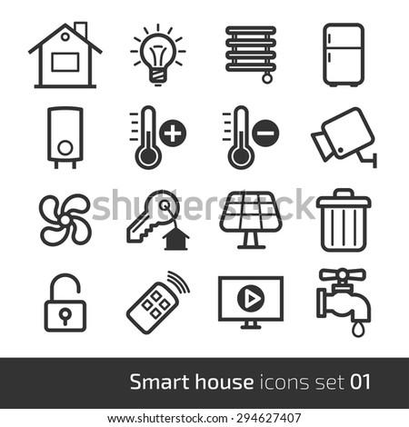 smart house technology system