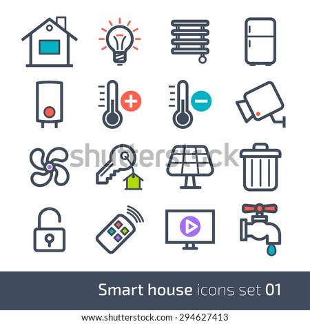 smart house technology system