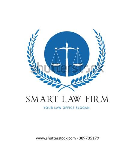 Law Office Logos  Law Firm Logo Designs
