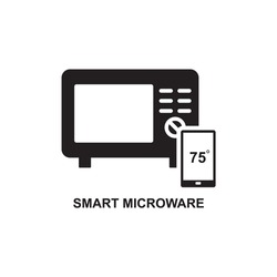 Smart Microwave icon, Home Tool Icon