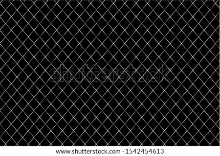 smart net mesh with a black