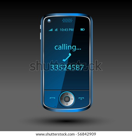 Smart phone editable vector file - Original design