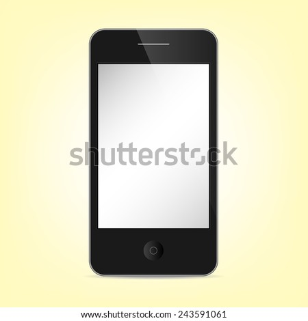 smart phone with color