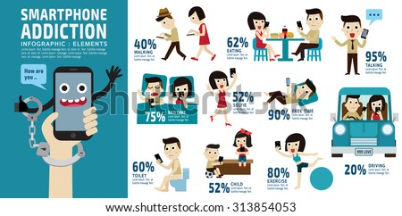 smartphone addiction bad