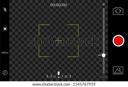smartphone camera recording