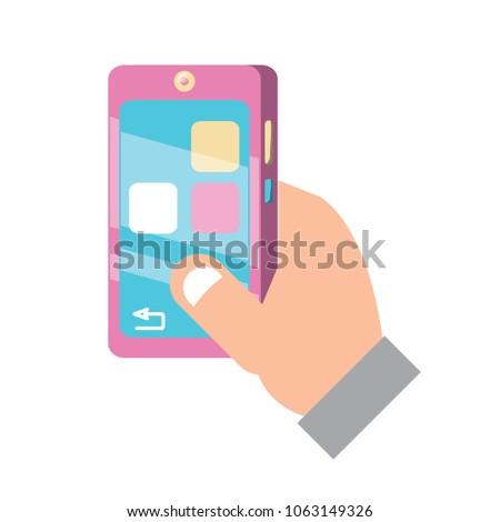 smartphone device icon