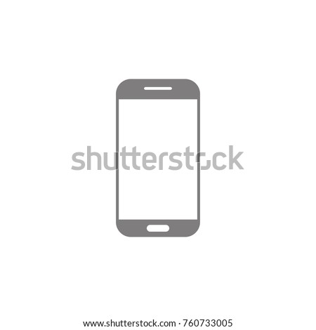 smartphone icon. Web element. Premium quality graphic design. Signs symbols collection, simple icon for websites, web design, mobile app, info graphics on white background