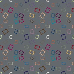 Smartphone or electronic tablet seamless pattern background.