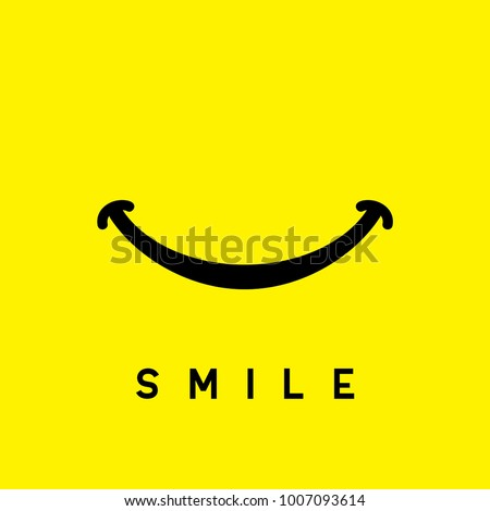 smile vector file