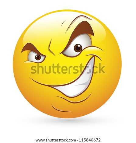 smiley emoticons face vector
