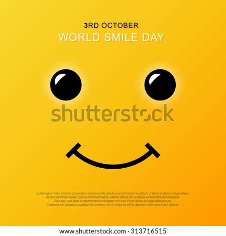smiley face yellow smile
