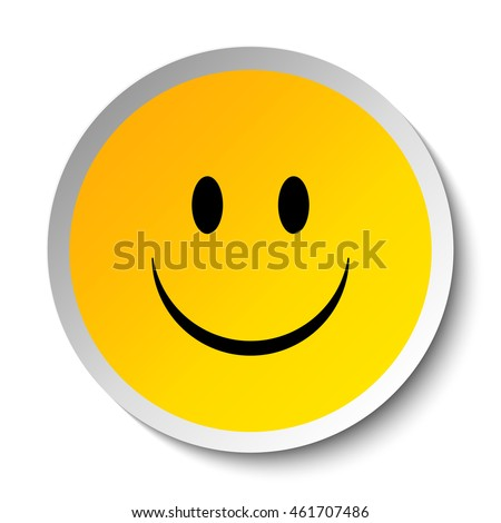 smiley vector happy face