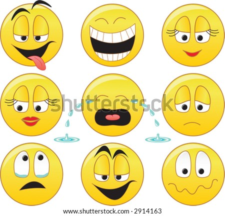 Smileys that move