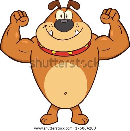 Cartoon Bulldog Download Free Vector Art Stock Graphics Images