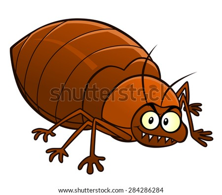 Bedbug And Parasite Download Free Vector Art Stock Graphics Images