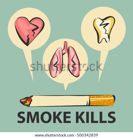 smoke kills  visual