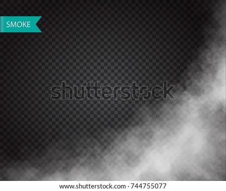 smoke or cloud effect on
