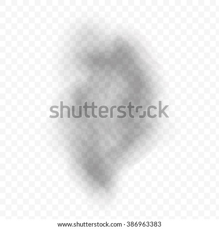 smoke vector texture for white