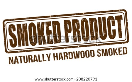 smoked product grunge rubber