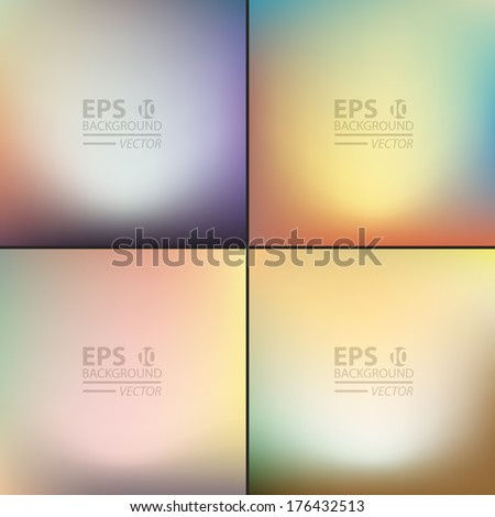 Vector Backgrounds Collection Vector Stock Collection Stock Vector