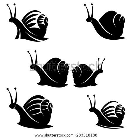 snail set