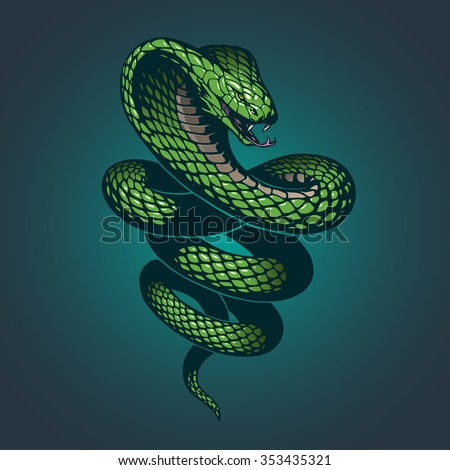 snake illustration