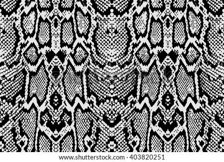 snake python skin texture