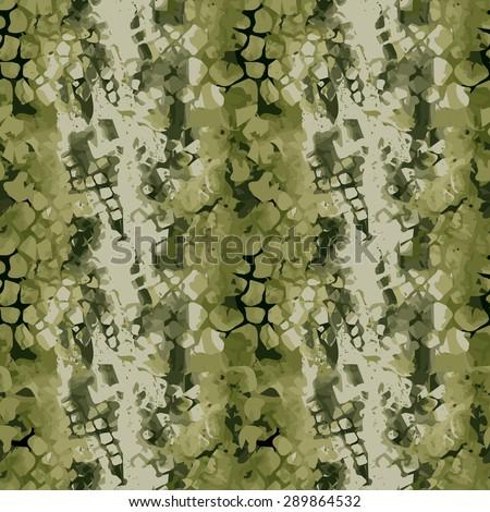 snake seamless pattern  eps 8
