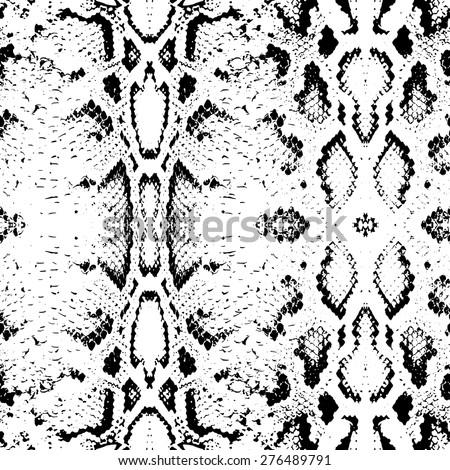 snake skin texture seamless