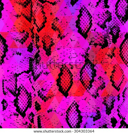snake skin texture  with