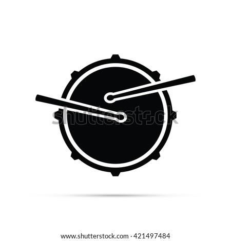 Snare Drum Icon