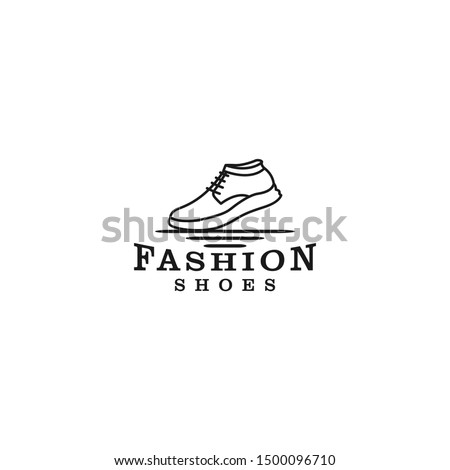 sneaker logo   for shoe stores