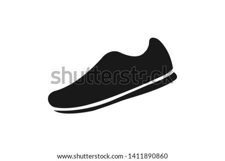 Sneakers icon. Sneakers symbol design  illustration can be used for web and mobile