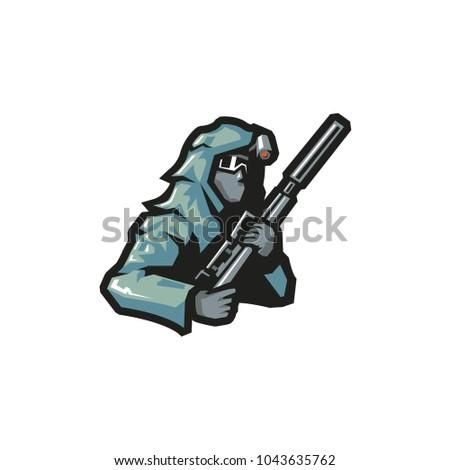 sniper e sport logo