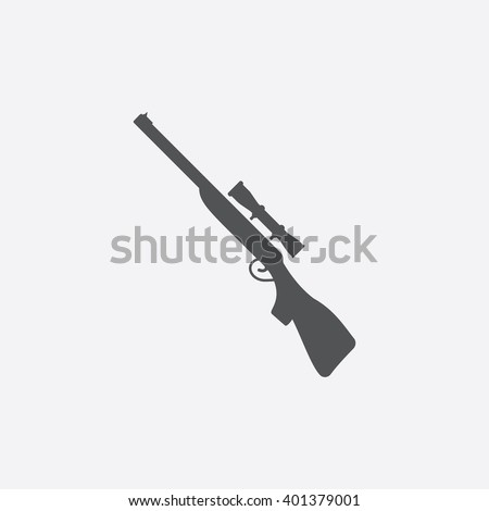 sniper rifle icon sniper rifle