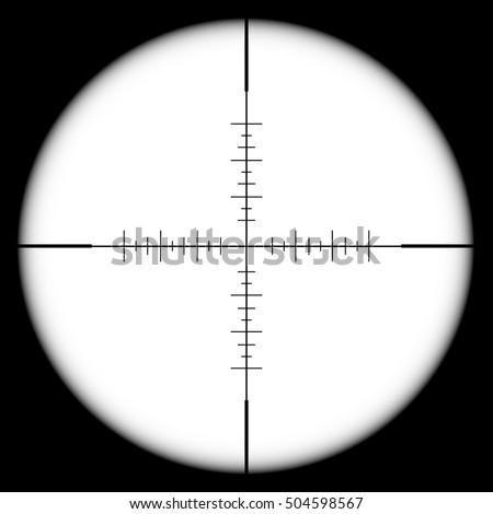 sniper scope pattern tamplete