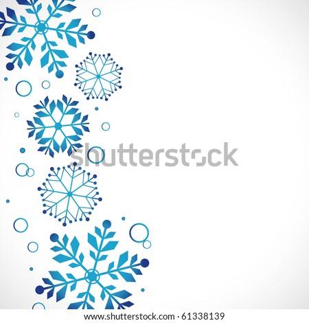 stock-vector-snow-background-vector-illustration