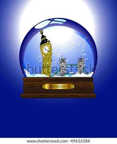 snow globe london