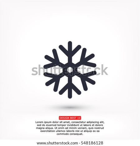 Shutterstock Snow icon