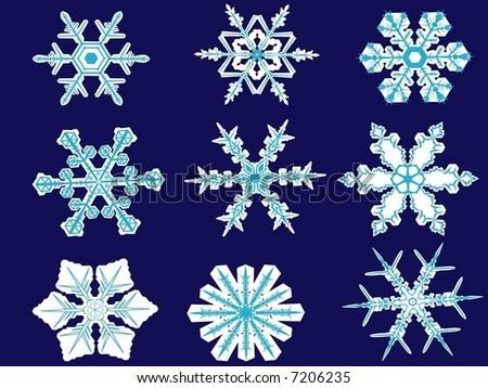 Paper Snowflakes - Free Instructions - Home Page of Maddy and Maverick