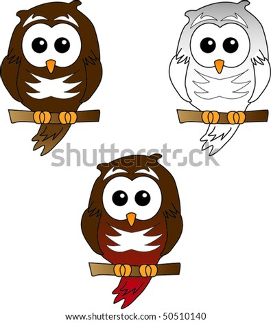 stock-vector-snowy-and-barn-owl-vector-50510140.jpg