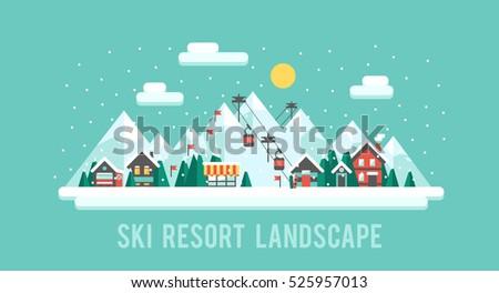 Mainstream images for Ski designhotel