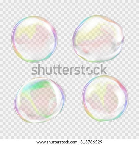 soap bubble set of
