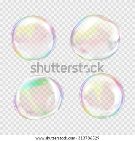 soap bubble set of