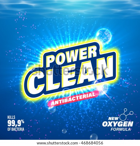 Vector soap wash background  Laundry detergent package design  Toilet or. Shutterstock Mobile  Royalty Free Subscription Stock Photography
