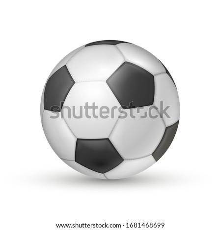soccer ball icon  football game