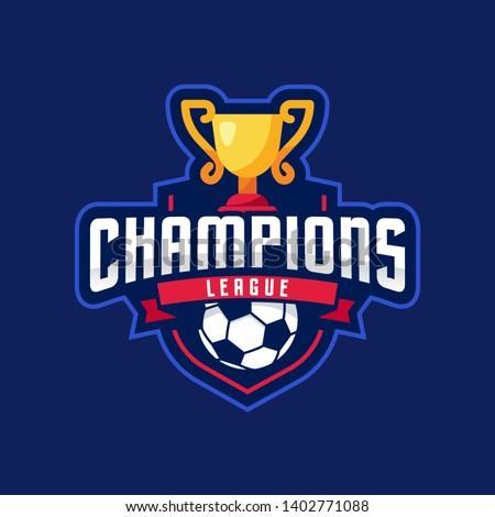Soccer Champions League Logo Sport
