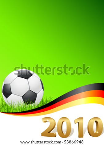 soccer cup - vector illustration
